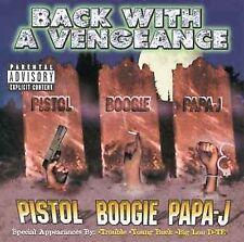 New: Pistol: Back With a Vengence  Audio Cassette