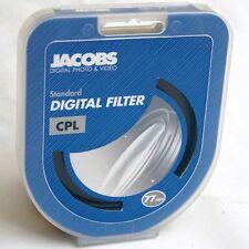 Jacobs Digital 77mm CPL Circular Polariser Filter UK