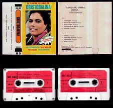 CRISTOBALINA - El Cante Gitano De - SPAIN CASSETTE Mik Mak 1979 - Sanlucar