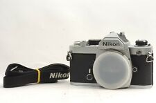 @ Ship in 24 Hours! @ Nikon FM 35mm Film SLR Camera Body from Japan
