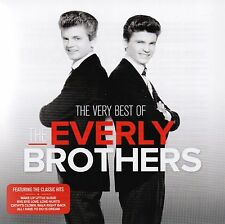 EVERLY BROTHERS - THE VERY BEST OF: CD ALBUM (2014)