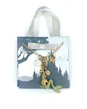 Disney Parks Kingdoms+Castles The Little Mermaid Ariel Necklace Gift Bag New