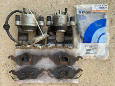 Pair Of Ford Focus MK1 Front Brake Calipers & Pads (3 Months Use)