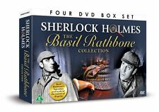 DVD:SHERLOCK HOLMES B RATHBONE COLL - NEW Region 2 UK
