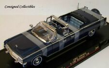 Road Signature 1961 Lincoln X-100 Kennedy Car 1/24 New!