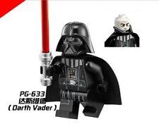 Custom Darth Vader Star Wars The Force Awakens Minifigure Fit Lego Mini Figure