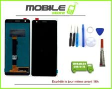 Vitre Tactile Ecran LCD pour Nokia 3.1 2018 outils Colle