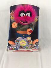 New Muppets Babies Rockin' Animal Animated Plush Talks Sings Drums Rocking