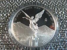 """2018 ~ Silver 1/2 OZ. .999 PROOF Libertad Onza """"WINGED ANGEL"""" SEALED - GORGEOUS"""
