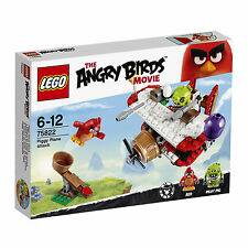 LEGO ® the Angry Birds ™ Movie 75822 Conchiglia Plane Attack NUOVO OVP NEW MISB NRFB