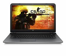 "HP 15.6"" Touchscreen Gaming Laptop 12GB 1TB Radeon R7 Graphics Card Backlit Keys"