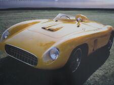Poster Ferrari 500 TR 1956