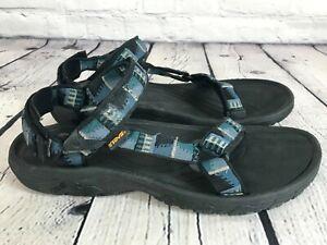 TEVA 4156 Hurricane XLT Sport Sandals Men's Size 13 BLUE