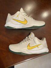 Nike Zoom Kobe V 5 Rice Home Away Size 9.5 Og None Used