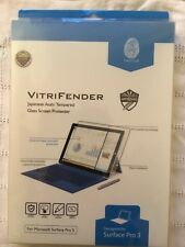 Tactus VitriFender Tempered Glass Screen Protector for Microsoft Surface Pro 3