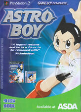 "Astroboy ""Available At Asda"" 2005 Magazine Advert #4762"