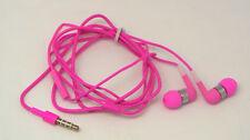 Headset Kopfhörer in Ear Pink + Mikro für iPod iPhone 2G 3G 3GS 4 4S MP3 MP4