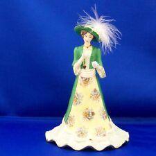 Gift From The Heart  Elegant Era Victorian Lena Liu Bell  Bradford Exchange