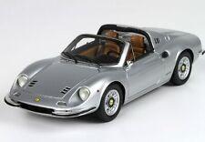 Ferrari Dino 246 Gts Metal Grey BBR 1:43 BBRC54H