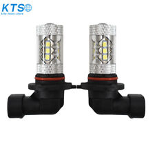 2x 80W For CREE LED 6000K Headlight Bulb For Can-Am Renegade 1000 500 800 800R