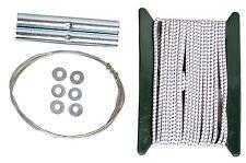 Coghlans Zeltstangen Reparatur Set alles für die Reparatur Ihrer Zeltstange guck