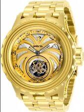 Invicta Reserve Specialty Subaqua Limited Ed Gold Spider Tourbillon Watch