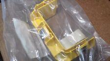 "NEW Panduit FRBC6X4YL FiberRunner 6"" Quiklock Coupler 6x4 ~ Yellow"