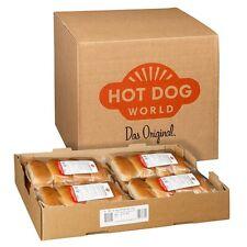 Mini Hot Dog Brötchen Buns 120 X 40 G