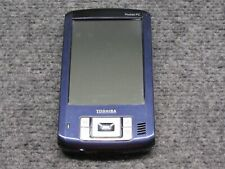 Toshiba Pocket Pc e800 - WiFi Bluetooth Handheld Pda Windows platform *Working*