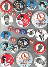 24 pin STAR pin BASEBALL MANTLE Drysdale AARON Campanella Musial Cepeda etc #2