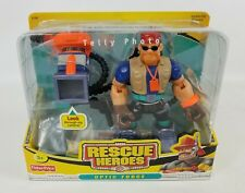 Fisher Price Rescue Heroes Optic Force Telly Photo