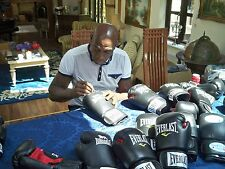 Frank Bruno signed Everlast boxing glove direct from management £45 free postage