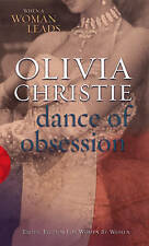 DANCE OF OBSESSION (BLACK LACE SERIES), OLIVIA CHRISTIE, Very Good Book