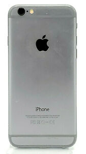 Good Condition Apple iPhone 6 (A1549) - 32GB  - Tracfone - Space Gray  011021A