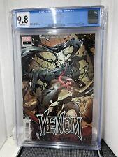 Venom 7 CGC 9.8 2nd Print Second Printing