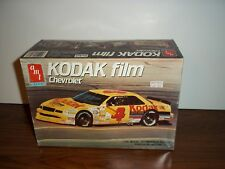 1990 AMT / ERTL--NASCAR KODAK FILM CHEVROLET--MODEL CAR KIT