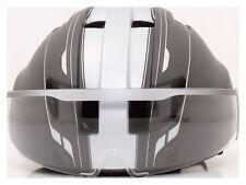 SPEQ E-Bike Fahrradhelm SP-30 mit Visier & Flashsystem Gr. S/M schwarz grau