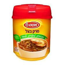Instant Onion-Flavored Soup – All Natural Ingredients Kosher Parve 400gr
