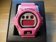 Casio G-Shock Color Youth Culture Watch DW-6900CS-4 DW6900CS 4