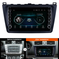 "9"" Touch Screen Android 8.1 Car Stereo GPS Radio Video Player 1+16G For Mazda 6"