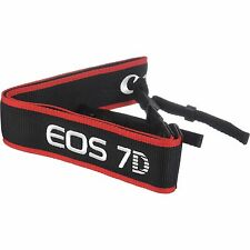 Canon EOS Digital DSLR Camera Adjustable Shoulder Neck Strap for EOS 7D