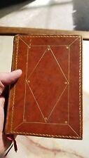 Missale Romanum  Roman Catholic prayer book  Pope Pious V pub 1576 MDLXXVI Latin