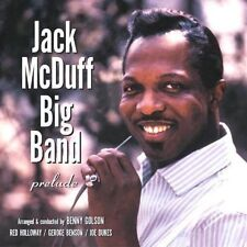 Prelude [Bonus Tracks] by Jack McDuff NEW SEALED CD, Sep-2003, Prestige Records)
