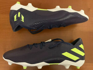 Adidas Nemeziz Messi 19.3 Fg (Size 7) Soccer Cleats Blue Mens EF1806 NEW W/ Tag