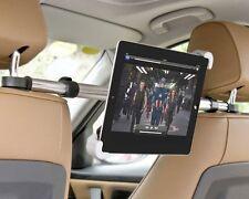 """360° Rotating Car Headrest Holder Mount For iPad,iPad Air,all 7-11"""" Tablet/Phone"""