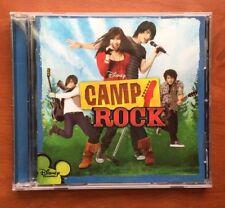 CAMP ROCK Music CD Soundtrack DISNEY 2008 Jonas Brothers DEMI LOVATO Pop