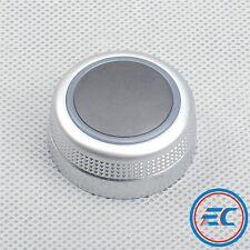 Chrome Menu MMI Control Adjust Knob Switch Cap Cover Fit AUDI A6 C6 A8 D3 Q7 RS6