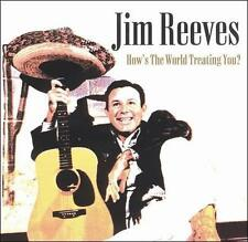 Jim Reeves- How's the World Treating You (Dynamic 2014 NEW CD)