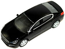 "Peugeot 508 Model Car 3"" New Genuine Black E13MITR908"