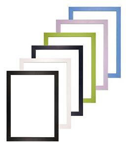 Premium Wood Photo Frames Rainbow Range Picture Frame Photo Frame High Quality